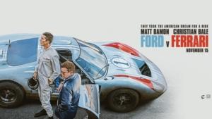 『フォードvsフェラーリ』感想・評価【後半ネタバレ解説】迫力の映像や男たちの熱い戦い