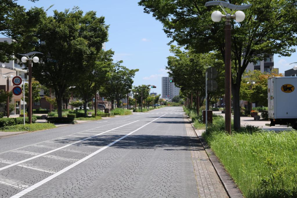 中心市街地(浜松駅北東)①