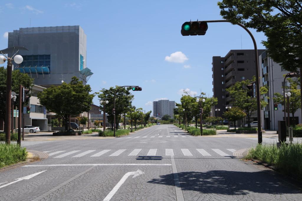 中心市街地(浜松駅北東)③